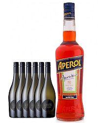6x I AM Prosecco 0,75l + 1x Aperol 0,7l
