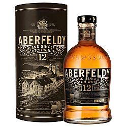 Aberfeldy 12 ročná 40% 0,7l