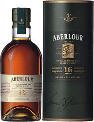Aberlour 16 Ročná Double Cask Matured 40% 0,7l