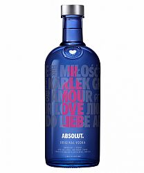 Absolut Drop of Love 1L (40%)
