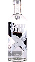 Absolut Vanilia 1l 40%