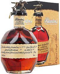 Blanton's Original Single Barrel 46,5% 0,7l