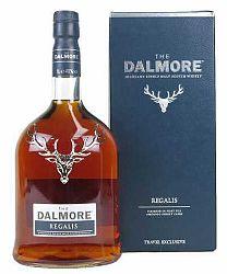 Dalmore Regalis First Fill Amoroso Sherry Cask + GB 1l (40%)