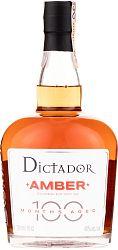 Dictador Amber 100 40% 0,7l