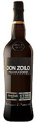 Don Zoilo Amontillado 12 ročné sherry 19% 0,75l