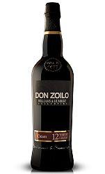 Don Zoilo Cream 12 ročné sherry 19% 0,75l