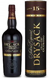 Dry Sack Oloroso 15 ročné sherry 20,5% 0,75l
