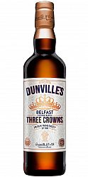 Dunville's Three Crowns 43,5% 0,7l