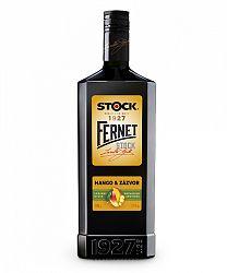 Fernet Stock Mango a Zázvor 1L (27%)