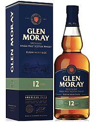 Glen Moray 12 ročná 40% 0,7l