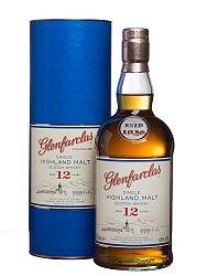 Glenfarclas 12 ročná 43% 1l