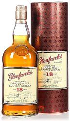 Glenfarclas 18 ročná 43% 1l