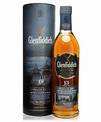 Glenfiddich 15 YO Distillery Edition + GB 0,7l (51%)