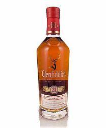 Glenfiddich 21YO Gran Reserva + GB 0,7l (40%)