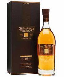 Glenmorangie 18YO EXTREMELY RARE + GB 0,7l (43%)