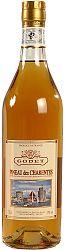 Godet Pineau des Charentes Blanc 17% 0,75l