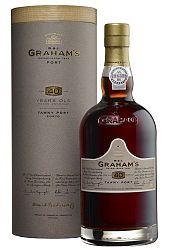 Grahams 40 Ročné Tawny Port 20% 0,75l