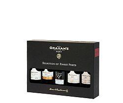 Grahams Selection of Finest Ports 5x0,2l 19,8% 1l