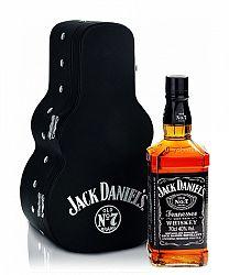 Jack Daniel's 0,7L (40%) darčekové balenie - Gitara