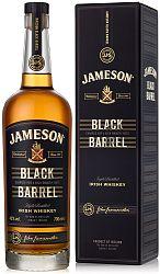 Jameson Black Barrel 40% 0,7l