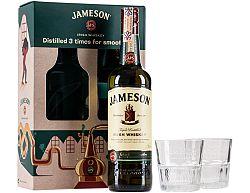 Jameson s 2 pohármi 40% 0,7l
