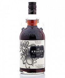 Kraken Black Spiced Rum 0,7l (40%)