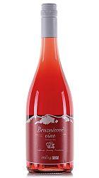 Miluron Brusnicové víno 12% 0,75l