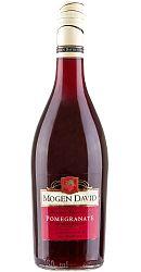 Mogen David Pomegranate 10% 0,75l