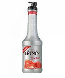 Monin Strawberry Purée 1l