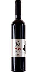 Pereg Višňové víno 2017 11,5% 0,75l