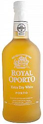 Royal Oporto Extra Dry White 19% 0,75l