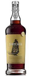 Sandeman Old Tawny Porto 20 ročné 20% 0,75l