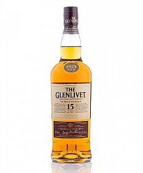 The Glenlivet 15Y French Oak + GB 0,7l (40%)