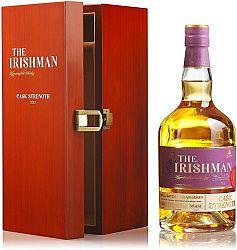 The Irishman Cask Strength 54% 0,7l