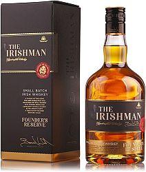 The Irishman Founder's Reserve 40% 0,7l