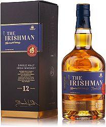 The Irishman Single Malt 12 ročná 43% 0,7l