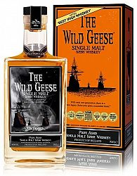 The Wild Geese Single Malt 43% 0,7l