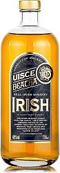 Uisce Beatha Real Irish 40% 0,7l