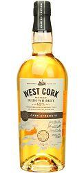 West Cork Cask Strength 62% 0,7l